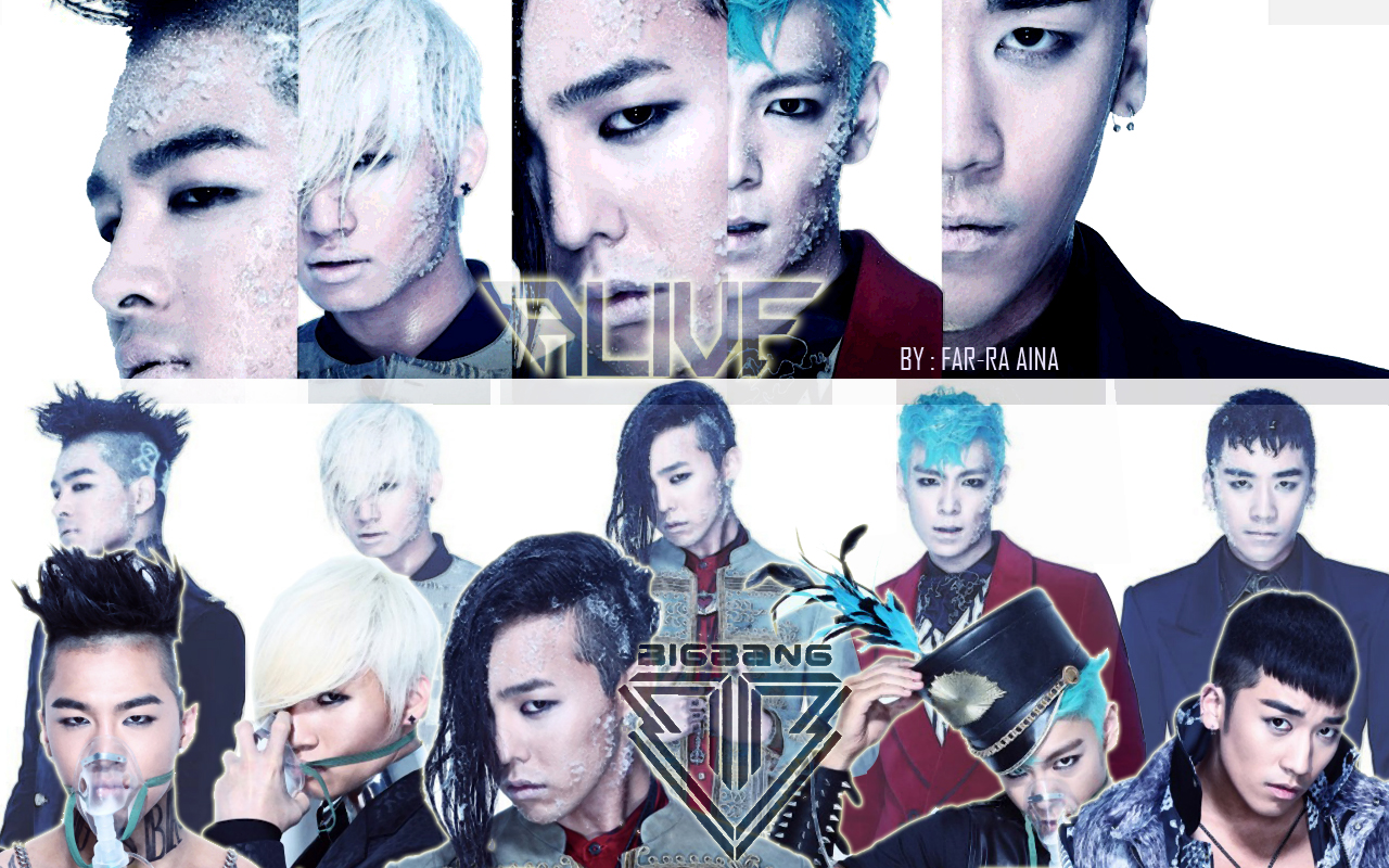 News big bang is back with 5th mini album alive k pop rage