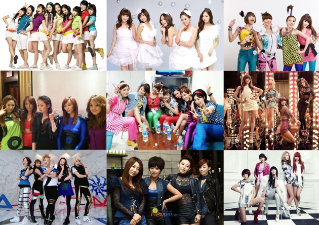 Girl Groups