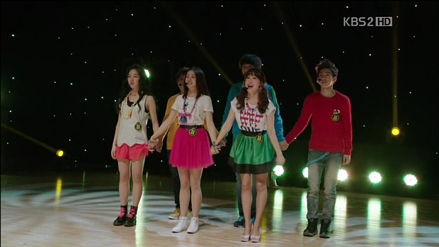 Drama Recap] Dream High 2 Episode 10 | K-POP! rage
