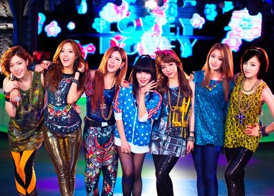 "News] T-ara Releases Japanese PV for ""Lovey Dovey"" 