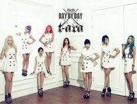 T-ara - Day by Day Album Cover