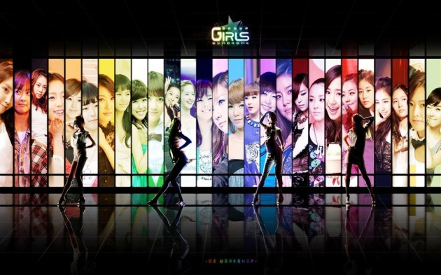 Girl Groups 01