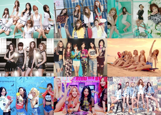 Girl Groups - 04